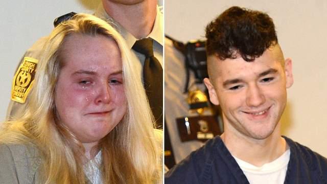 Джейми Сильвонек. В 2015 году 14-летняя девушка закрутила роман с 20-летним курсантом Калебом Барнсом, с которым ее застукала в постели мать.