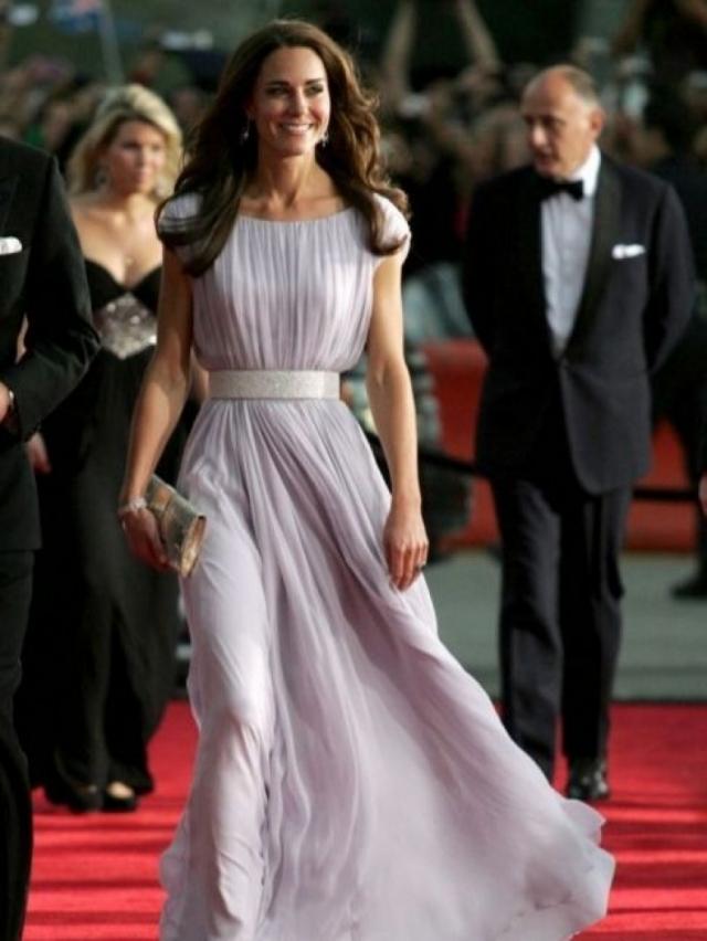 Сейчас Кейт - олицетворение стиля и женственности.