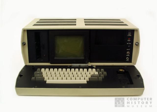 """Существует также версия, что дебютный ноутбук имел название """"NoteTaker"""" и являлся результатом работы нескольких инженеров. Такой компьютер имел вес 22 килограмма, но до потребителя, в отличие от Osborne не дошел."""
