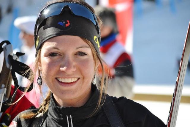 Колин Варсен. 23-летняя французская биатлонистка уже стала чемпионка Европы, но не более того.