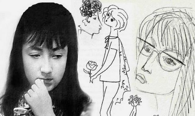 """У юной художницы почти не было рисунков с натуры, она брала образы из своего воображения и вдыхала в них жизнь на бумаге. """"Я их заранее вижу… Они проступают на бумаге, как водяные знаки, и мне остается их чем-нибудь обвести"""" , - говорила Надежда."""