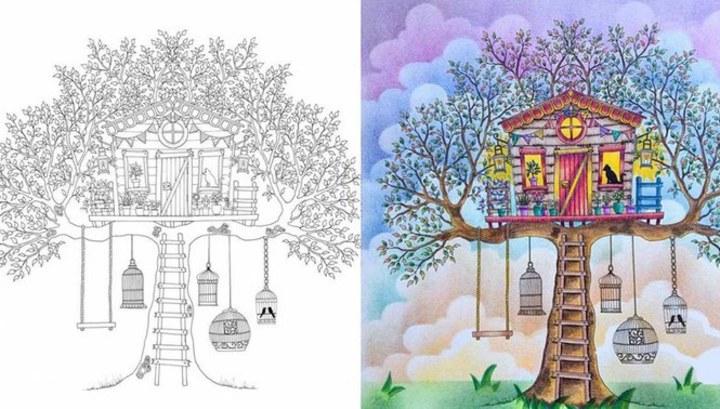 Картинки для раскрашивания для детей 1 год